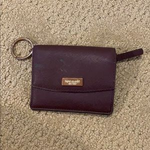 KATE SPADE key pouch
